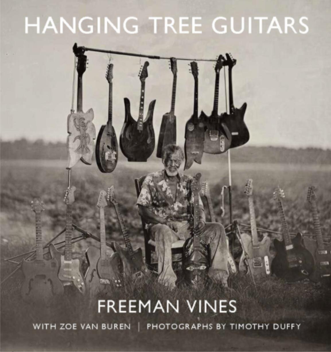 Hanging Tree Guitars Book