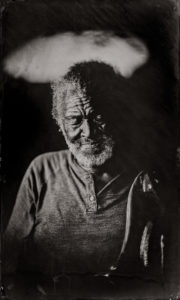 Freeman Vines portrait