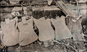 Tintype of Steinway Bodies