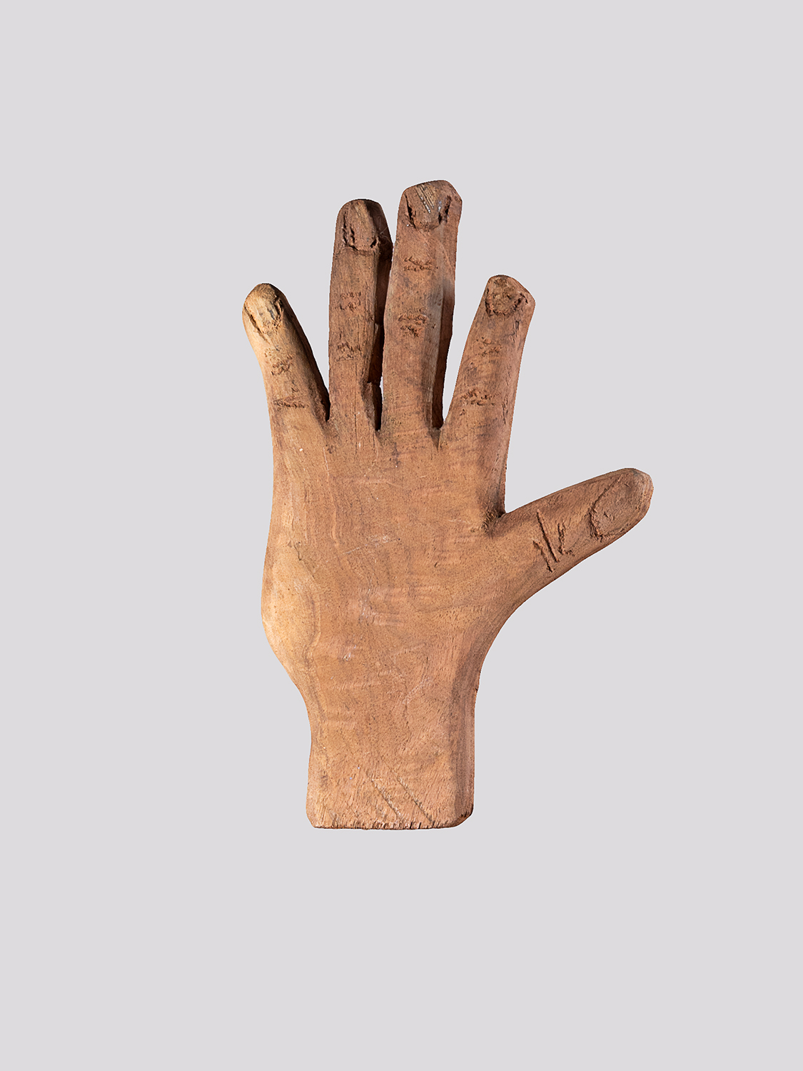 Oliver Moore's Hand, 2018