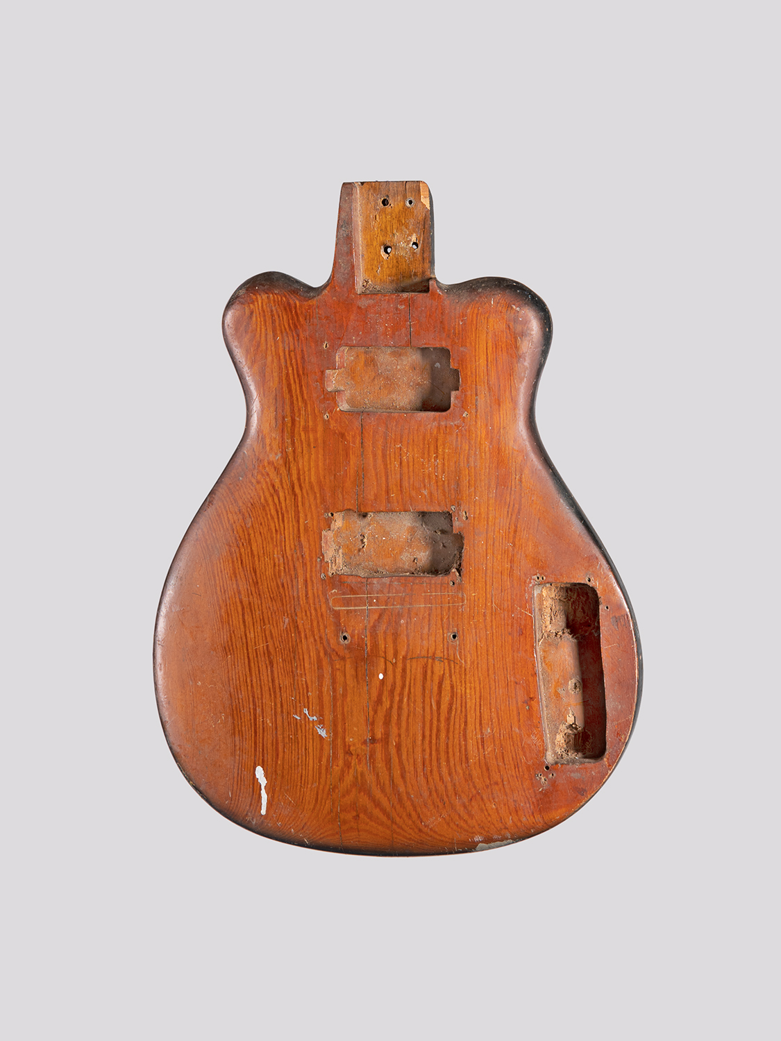 Logging Tree Guitar, 1965