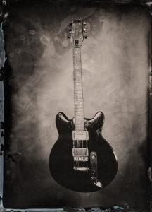 Fat Rat Guitar, tintype