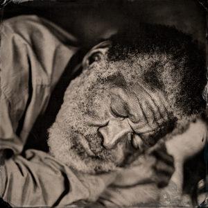 Freeman Vines Sleeping, 2018