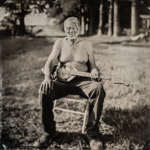 Freeman Vines, Summertime, 2016
